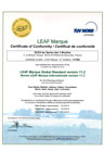 Certification LEAF
